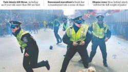 Attentat de Boston: les Unes des journaux américains et