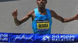 In Ethiopia, the Boston Marathon Gave me