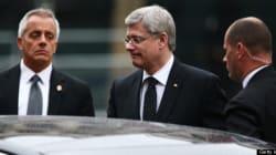 Harper, Mulroney Attend Thatcher