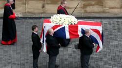 Les vraies-fausses obsèques nationales de Margaret