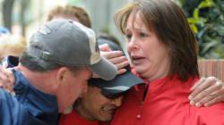 Boston: le corps déchiré par les bombes, des blessés n'ont pu éviter