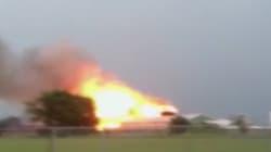 Explosion au Texas: la piste d'une activité criminelle n'est pas