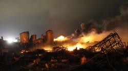 L'explosion d'une usine d'engrais au Texas fait des dizaines de