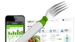 Une fourchette vibrante pour combattre l'obésité