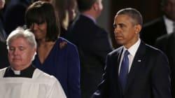 Individuati grazie alle telecamere uno o più sospetti, oggi Obama in città per le