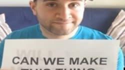 La proposta di matrimonio gay che commuove il web