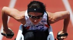 Paralympian Races For B.C.