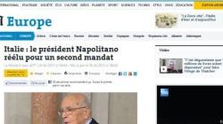 Napolitano bis, l'elezione del Presidente della Repubblica sulle pagine dei siti