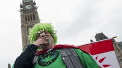 Parliament Hill 4/20 Rally One Of Many Held Across