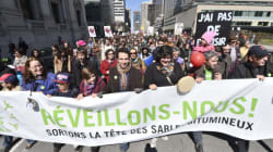 Marches pour souligner le Jour de la
