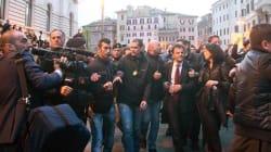Franceschini contestato: legittime critiche o aggressione violenta?