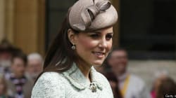There It Is! Kate Middleton Shows Off Growing Baby