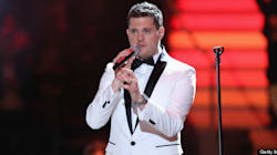 Michael Bublé Shows Off New