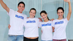 How to Show your Young Volunteers