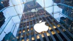 Apple, nouveaux records, amer