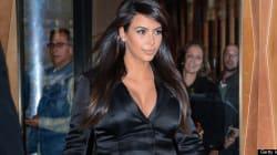 LOOK: Kim Kardashian Is Busting