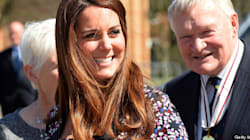 LOOK: Kate Dresses Up Her