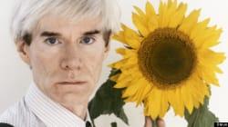 Des portraits inédits d'Andy Warhol en