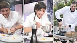 Naoelle d'Hainaut remporte Top Chef