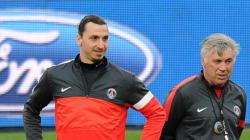 Ibrahimovic et Ancelotti vont-ils aller voir
