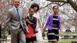 Barack Obama a trouvé le moyen d'empêcher ses filles de se faire