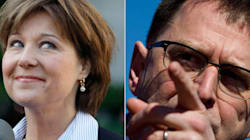 Gloves Off In B.C. Election