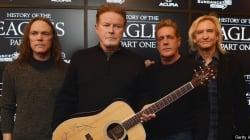 Le guitariste Glenn Frey du groupe «Eagles» est