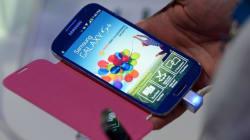 Après le gadin d'Apple, Samsung bat son