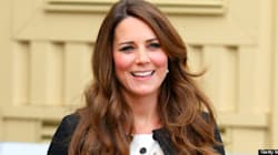 Kate Middleton Visits Hogwarts In Topshop