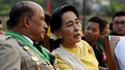 Aung San Suu Kyi: l'icône déçoit les