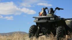 ATV Crash Kills Pregnant