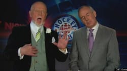 Don Cherry's Locker Room Comment About Women Sparks