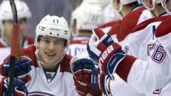 Le Canadien termine sa saison avec un gain de 4 - 1 face aux Maple