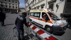 Italie: fusillade près du lieu d'assermentation du gouvernement (PHOTOS/EN