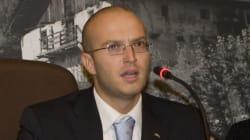 Cortina d'Ampezzo, marcia di solidarietà per il sindaco
