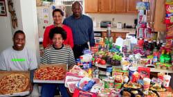 Cosa mangiano le famiglie nel mondo?
