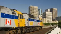 21 idées pour le 21e siècle: pour un train rapide