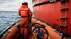 Les opérations de sauvetage en