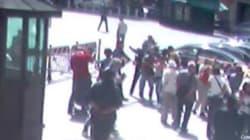 Sparatoria a palazzo Chigi: ecco la foto di Preiti che spara