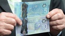 LOOK: Canada's New $5 And $10