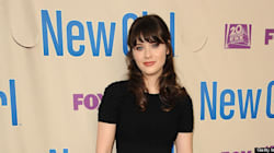 LOOK: Zooey Deschanel Shows Off