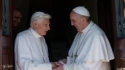 Francesco e BenEdetto, il Papa patriarca e il Papa profeta, insieme nel