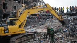 Bangladesh: le maire est arrêté et le bilan passe à 500