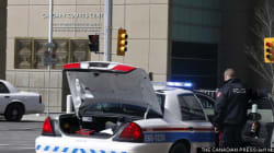 What The Calgary Courthouse Suspicious Package Had In