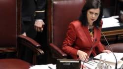 Minacce sul web, Boldrini: