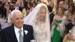 Matrimonio di Valeria Marini in diretta su RaiUno, polemiche sul servizio