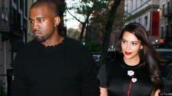 Kim Kardashian's Tight Prada