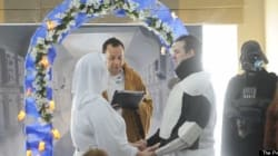 Quand Leia épouse un soldat de Darth