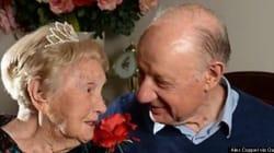 Une love story à 106