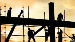 Housing Construction Plunges